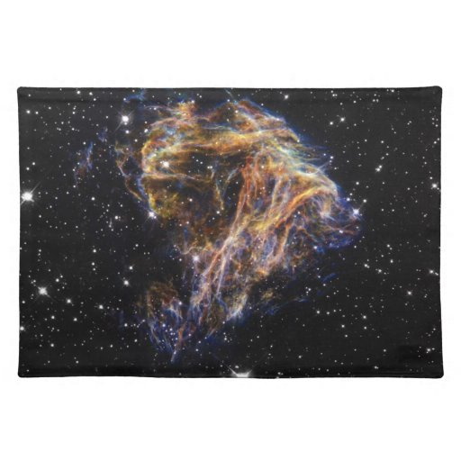 Celestial Fireworks Placemat