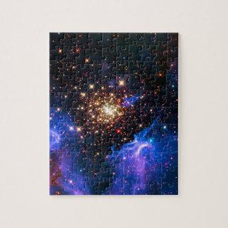 Celestial Fireworks Puzzle