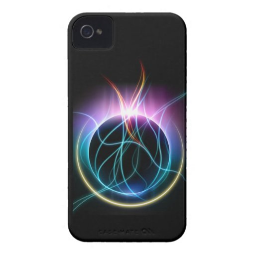 Celestial Flames iPhone 4 Covers