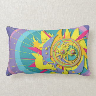 Celestial Fun sofa beautification Lumbar Pillow