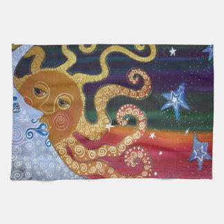 Celestial Hand Towel