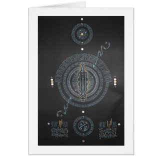 Celestial Heart Key Card