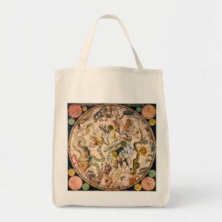 Celestial Hemisphere, 1790 Tote Bag