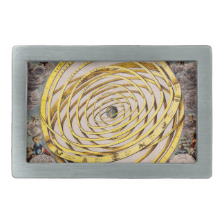 Celestial Map Andres Celarius Belt Buckle
