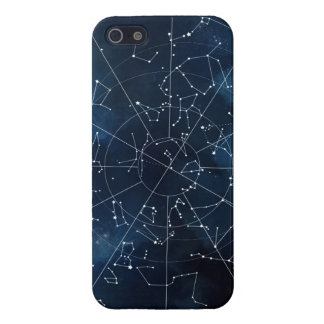 Celestial Map Case For iPhone SE/5/5s