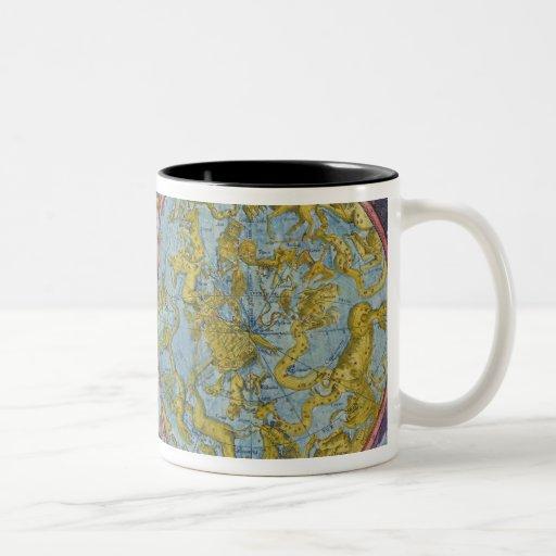 Celestial Map of the Planets Mug