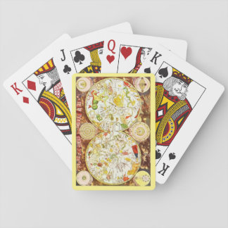 CELESTIAL MAP playing cards