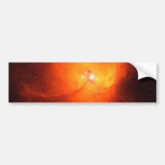 Celestial Maternity Ward N81 in the Small Magellan Bumper Sticker