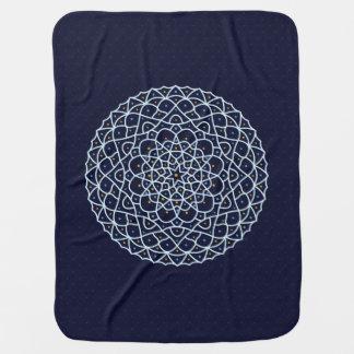 Celestial Night Baby Blanket