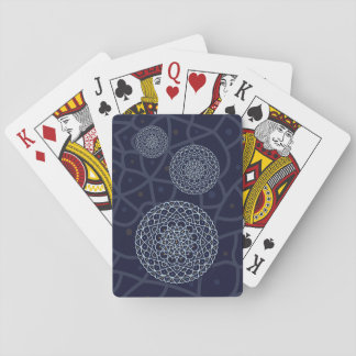 Celestial Night Classic Playing Cards