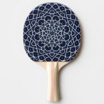 Celestial Night Ping Pong Paddle