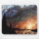 Celestial Northwest mouse pad