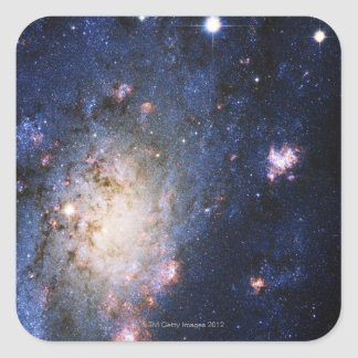 Celestial Objects 2 Square Sticker