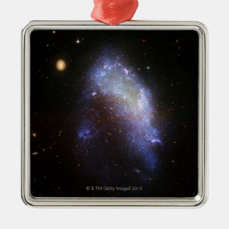 Celestial Objects 4 Metal Ornament
