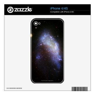 Celestial Objects 4 Decal For iPhone 4