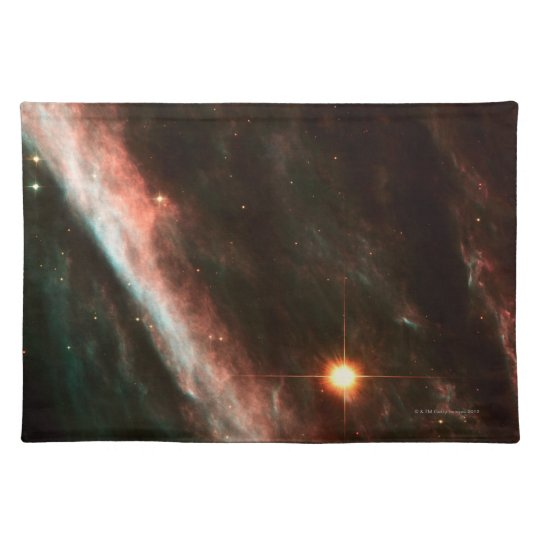 Celestial Objects Cloth Placemat