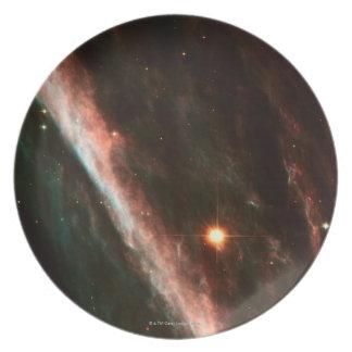 Celestial Objects Melamine Plate