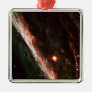 Celestial Objects Metal Ornament