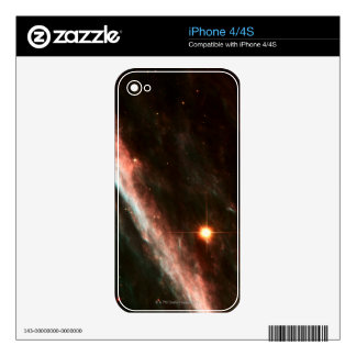 Celestial Objects Skins For The iPhone 4S