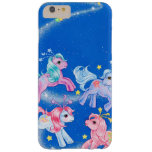 Celestial Ponies Barely There iPhone 6 Plus Case