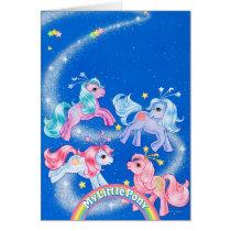 Celestial Ponies Card