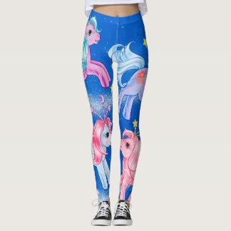 Celestial Ponies Leggings