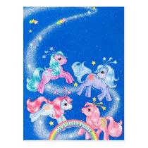 Celestial Ponies Postcard