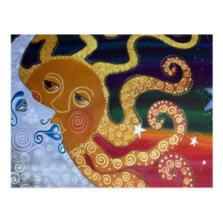 Celestial Post Card