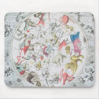 Celestial Showing the Signs of the Zodiac Mouse Pad
