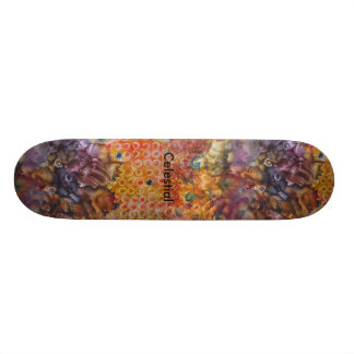 Celestial Skateboard Deck