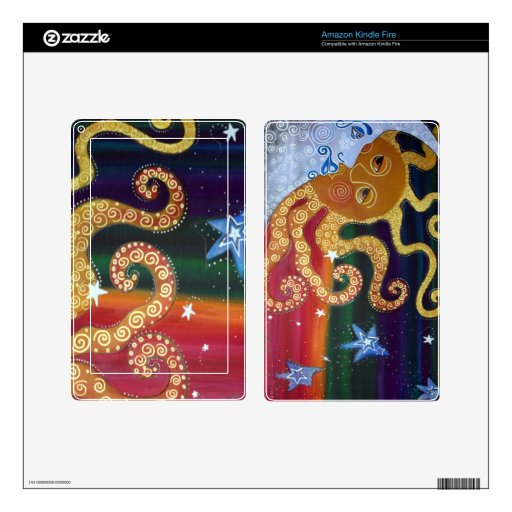 Celestial Skins For Kindle Fire
