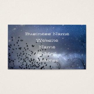 Celestial Sky Business Card