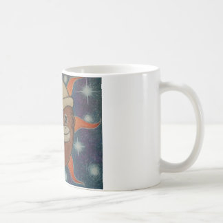Celestial Sock Monkeys Coffee Mug