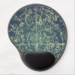 Celestial Space Chart Gel Mouse Pad