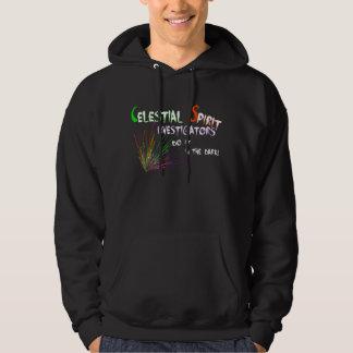 Celestial Spirit Investigators...dark hoodie
