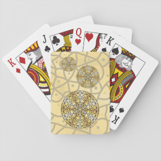 Celestial Sun Classic Playing Cards