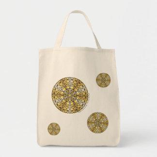 Celestial Sun Light Tote Bag