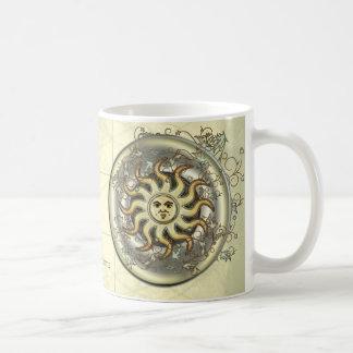 Celestial Sun Personalised Mugs