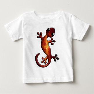 Celestial Theme Gecko Baby T-Shirt
