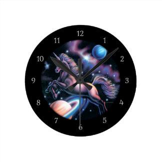 Celestial Unicorn clock
