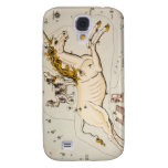 Celestial Vintage Map Galaxy S4 Cover