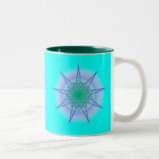 CelestialMight41 Two-Tone Coffee Mug