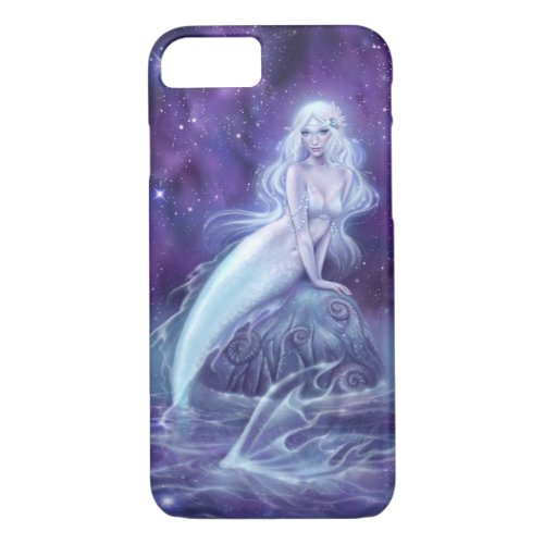 Celestina - Galaxy Mermaid Phone Case