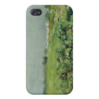 Celeyran, View of the Vineyard, 1880 Covers For iPhone 4