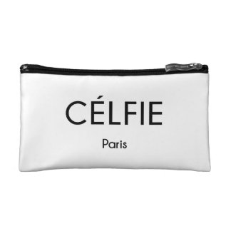 CELFIE Paris Cosmetic Bags