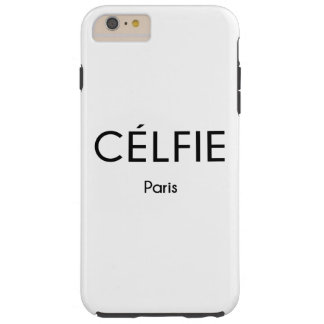 CELFIE Paris Tough iPhone 6 Plus Case