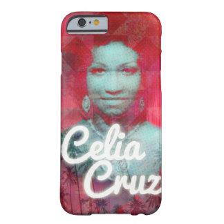 ¡Celia Cruz AZUCAR! Funda Barely There iPhone 6