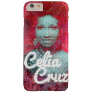 ¡Celia Cruz AZUCAR! Funda Barely There iPhone 6 Plus