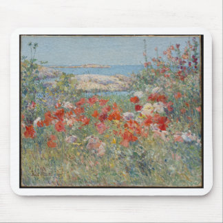 Celia Thaxter's Garden, Isles of Shoals, Maine Mouse Pad