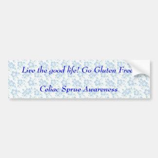 Celiac Bumper Sticker